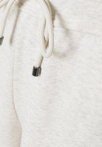 Opus - MILO - Tracksuit bottoms - iron grey melange - 2
