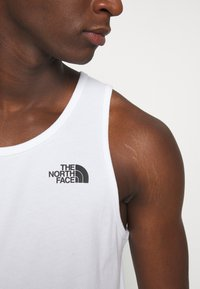 The North Face - GEODOME TANK - Top - white - 3