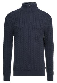 Esprit - ZIPTROYER CAB - Jumper - navy - 0