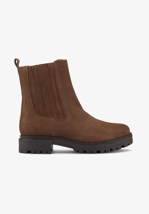 Classic ankle boots - dunkelbraun