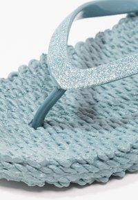 Ilse Jacobsen - CHEERFUL - Boty do bazénu - lichen blue - 6