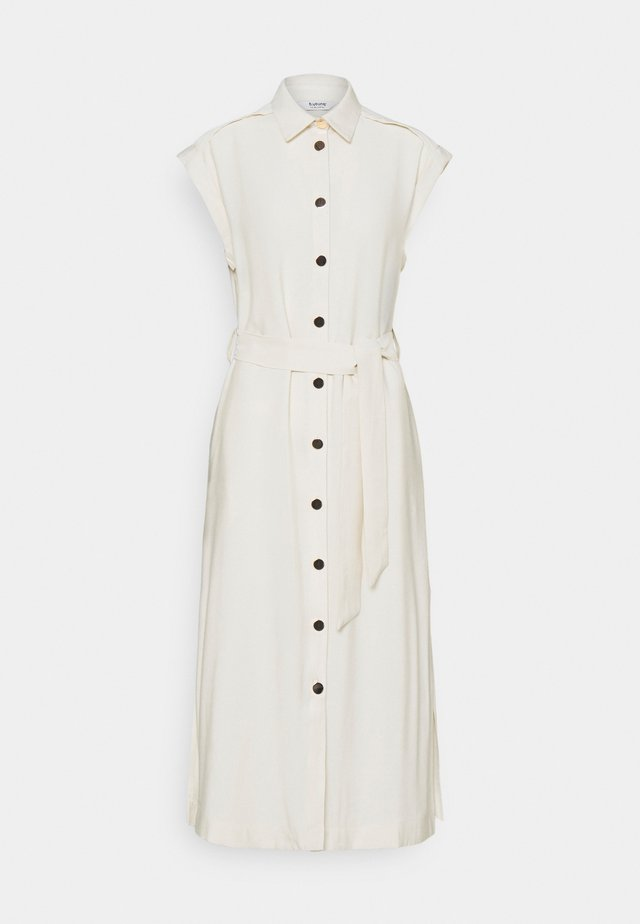 BYDAHLIA DRESS  - Shirt dress - birch