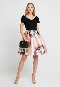Anna Field - Day dress - rose/black - 2