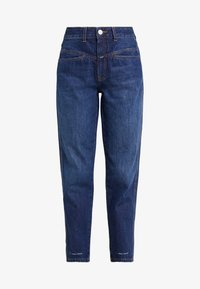 CLOSED - PEDAL PUSHER - Jeans Relaxed Fit - dark blue - 4