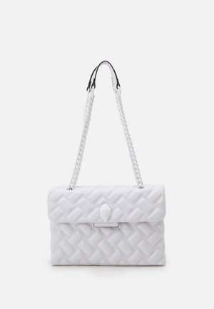 KENSINGTON BAG DRENCH - Olkalaukku - white