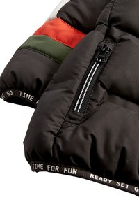 Next - BLACK COLOURBLOCK PADDED JACKET (3MTHS-7YRS) - Winterjas - black - 4