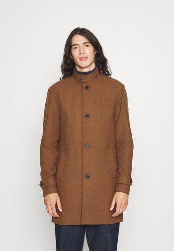 JPRBLAMELTON COAT - Classic coat - dark khaki