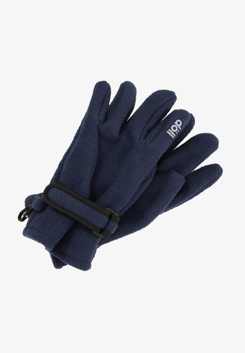 Döll - UNISEX - Fingerhandschuh - blau