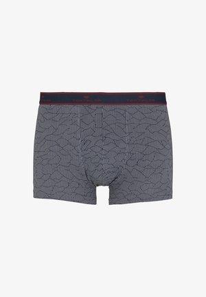 Boxer shorts - grey-medium-allover
