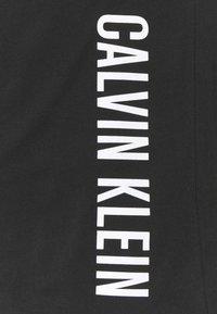 Calvin Klein Swimwear - INTENSE POWER CREW TEE - Undershirt - black - 5