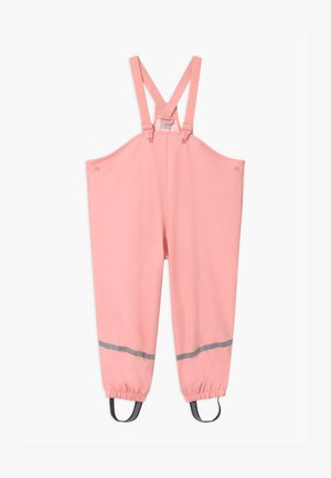 SMALL KIDS - Rain trousers - pink