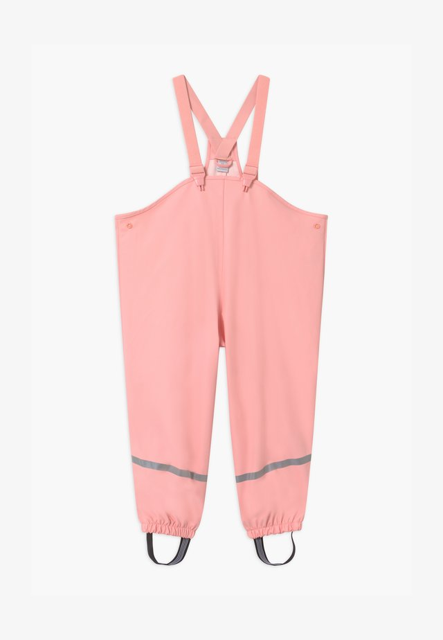 SMALL KIDS - Pantalones impermeables - pink