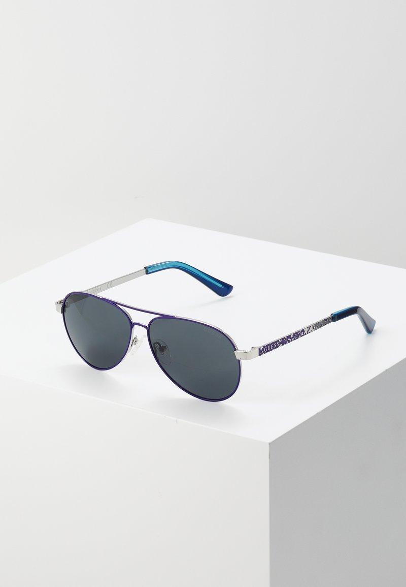 Guess - Sunglasses - dark blue/blue