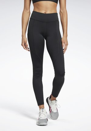 WORKOUT READY PANT PROGRAM LEGGINGS - Leggings - black