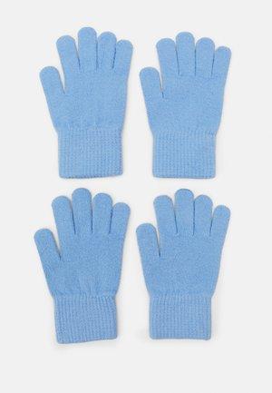 2 PACK UNISEX - Handschoenen - blue