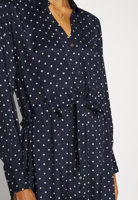 Kaffe - KAANNY DRESS - Shirt dress - midnight marine - 5