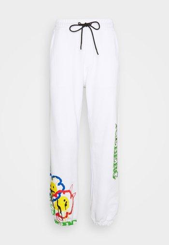 PANTALONE - Teplákové kalhoty - bianco ottico