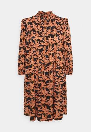 YASJOSEPHINE DRESS - Denní šaty - black/josephine
