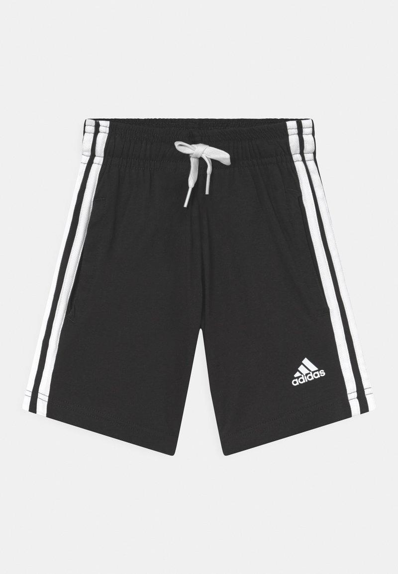 adidas Performance - Träningsshorts - black/white