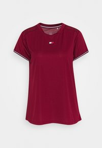 Tommy Hilfiger - FASHION PERFORMANCE TOP - Sports shirt - rouge - 3