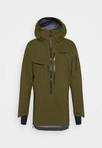 Norrøna - LOFOTEN - Ski jacket - khaki - 4