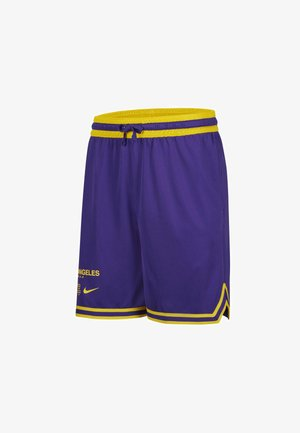 LOS ANGELES LAKERS  - Shorts - field purple/amarillo/black