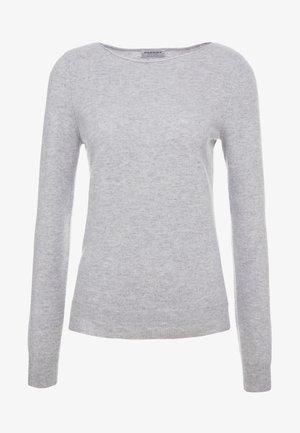 Jersey de punto - silver/grey
