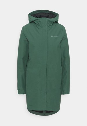 WOMENS CYCLIST PADDED  - Parka - dusty forest