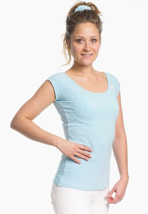Basic T-shirt - baby blue