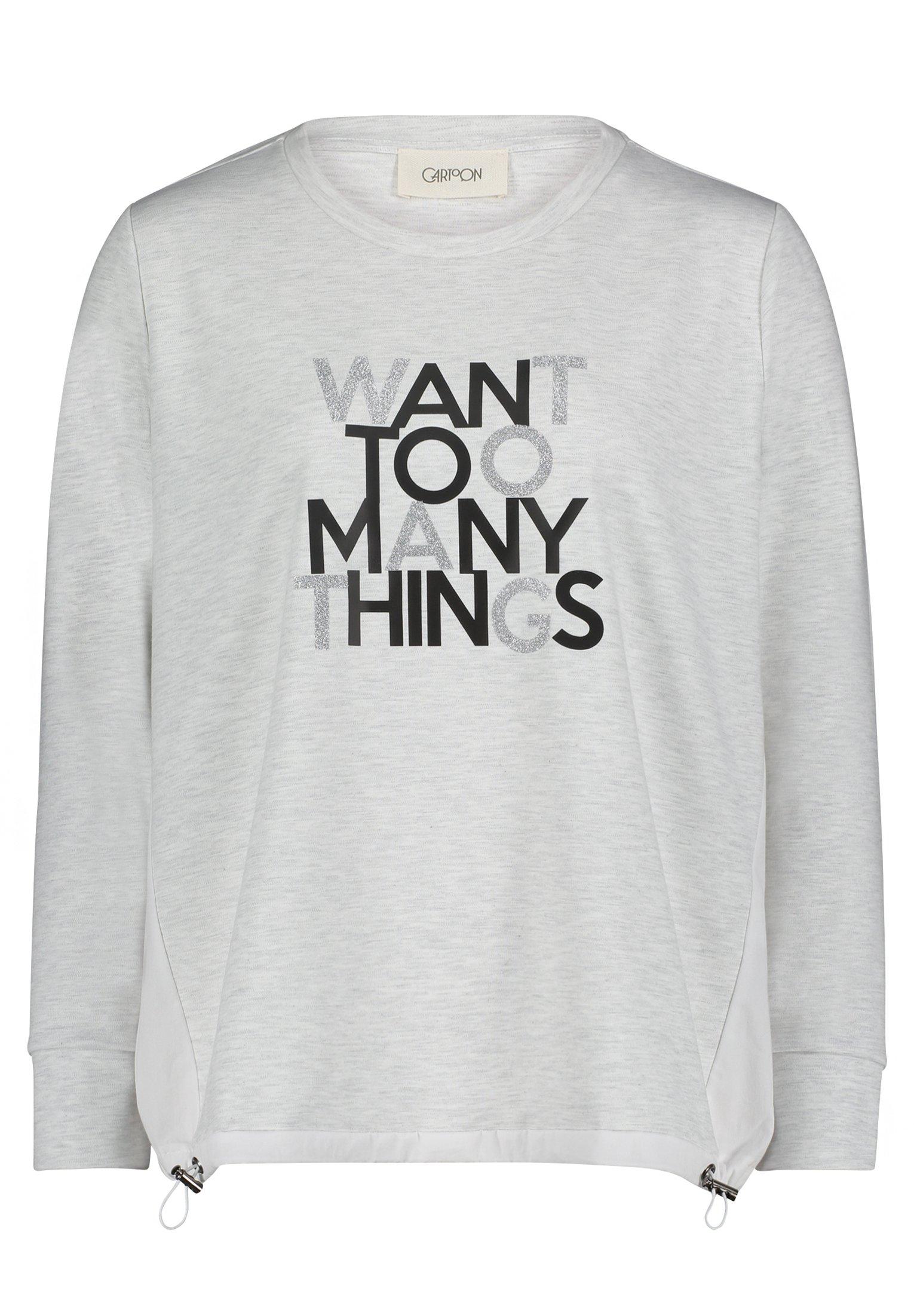 Damen MIT STRUKTUR - Sweatshirt