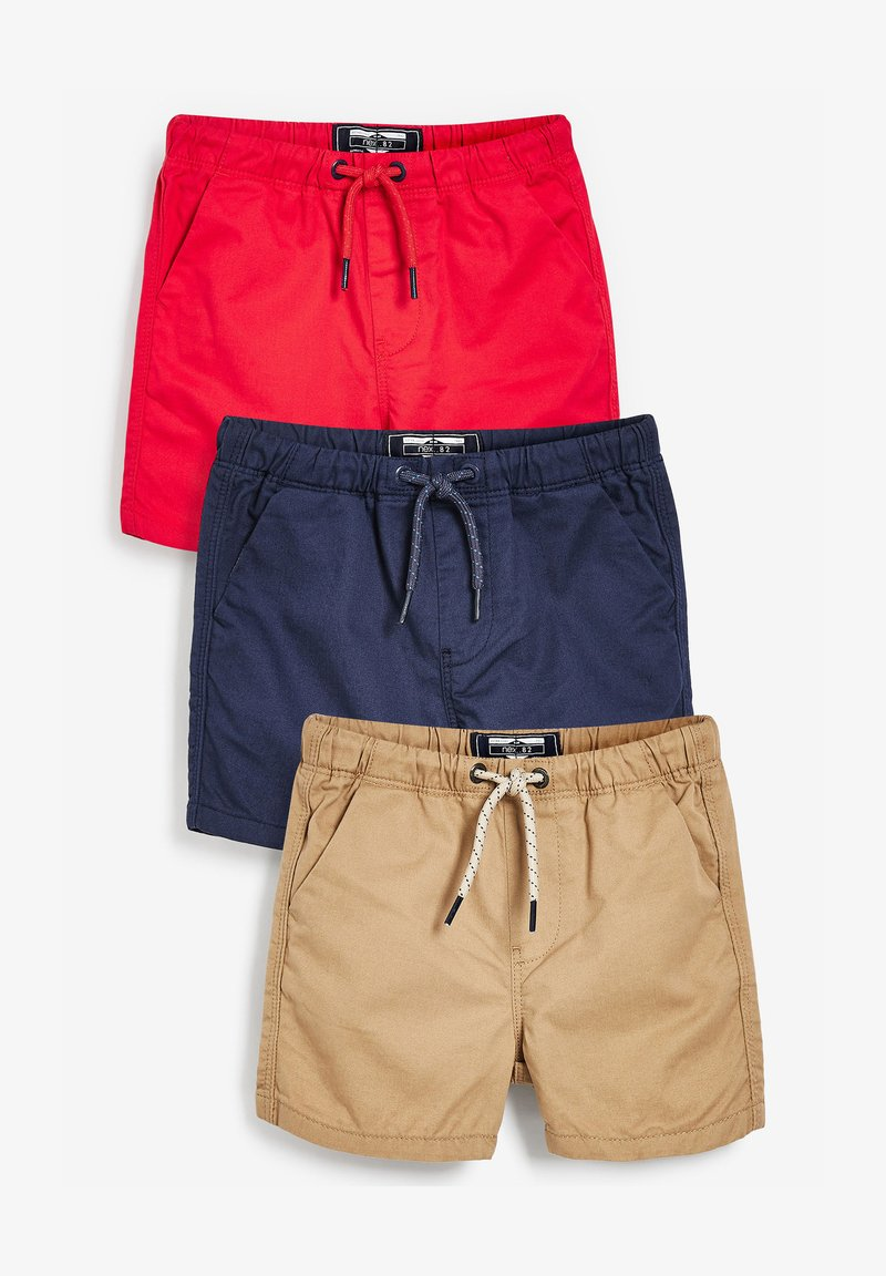 Next - 3 PACK - Shorts - multi-coloured