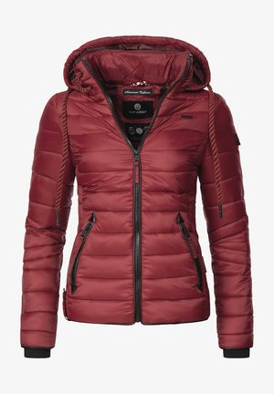 LULANA - Winter jacket - bordeaux