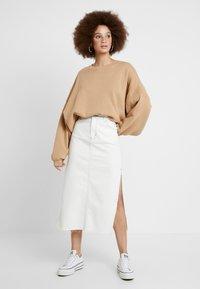 American Vintage - KINOUBA - Sweatshirts - falaise - 1