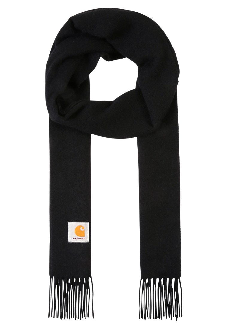 Carhartt WIP CLAN SCARF - Sjal - black/svart Nu7WZIguaaSoKZz