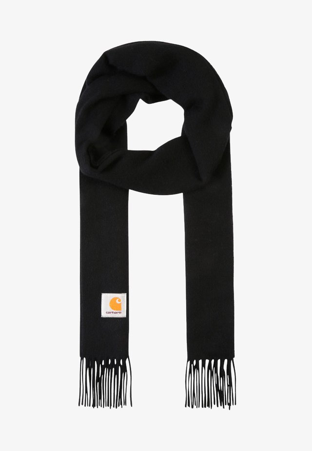 CLAN SCARF  - Huivi - black