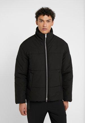 PUFFER COAT - Winterjacke - black