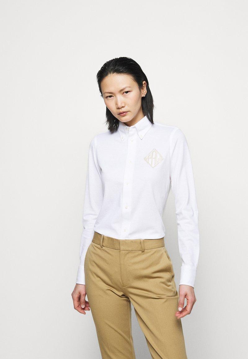 Polo Ralph Lauren - OXFORD - Blouse - white