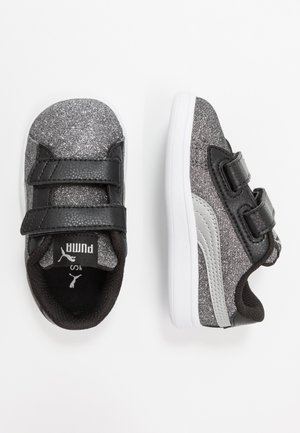 SMASH GLITZ GLAM - Trainers - black/silver/white