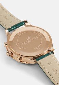 Swarovski - OCTEA LUX - Hodinky se stopkami - emerald - 3