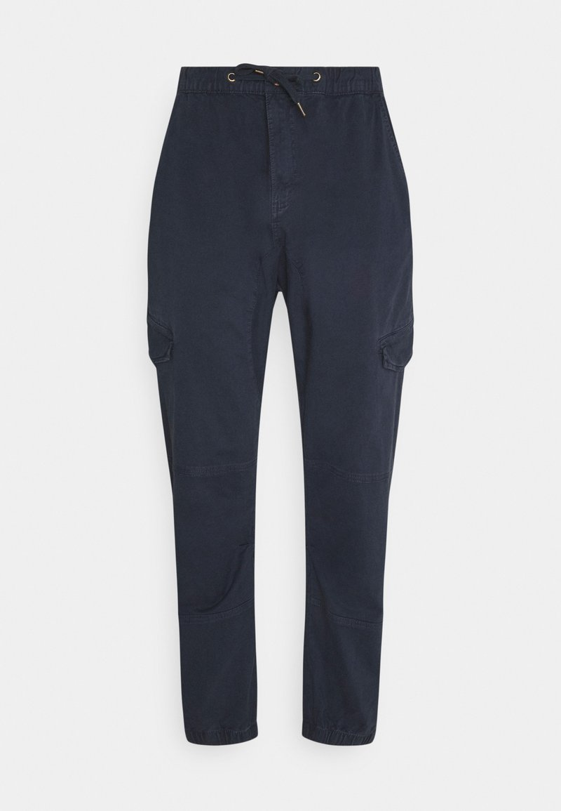 INDICODE JEANS - LEVI - Cargo trousers - navy