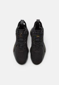 adidas Performance - ROSE 773 2020 - Basketball shoes - core black/gold metallic/footwear white - 3