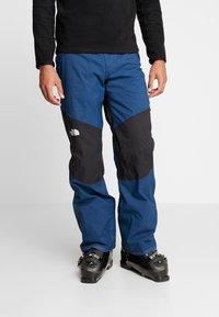 The North Face - CHAVANNE PANT - Skibroek - blue wing teal/black - 0