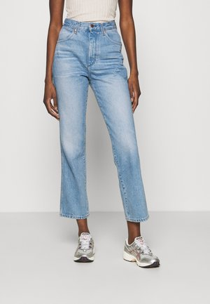 WILD WEST - Straight leg jeans - ocean breeze