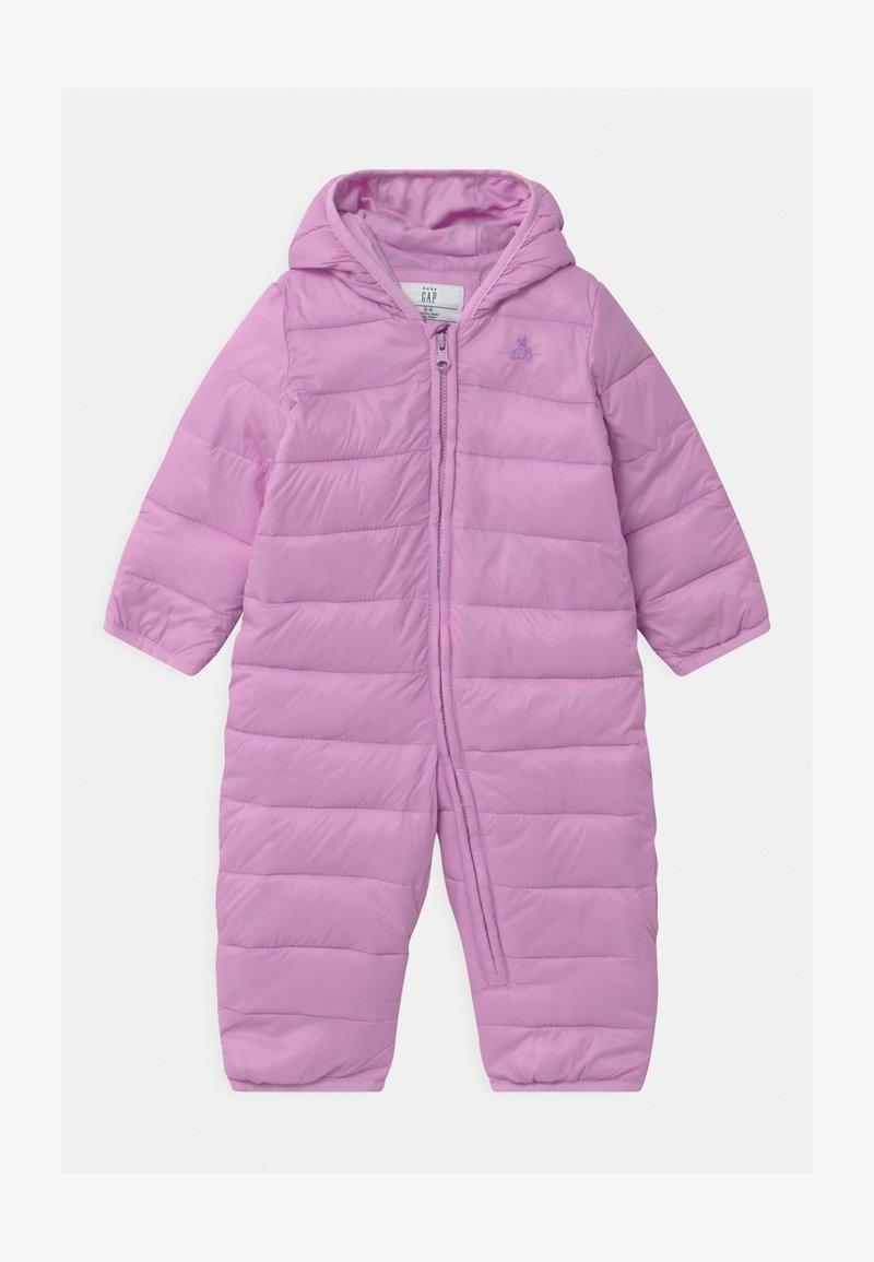 GAP - Snowsuit - violet tulle