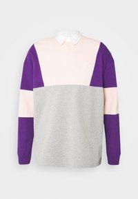 YOURTURN - UNISEX - Polo shirt - mottled grey - 4