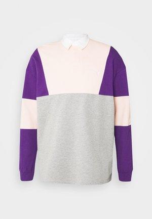 UNISEX - Polo shirt - mottled grey