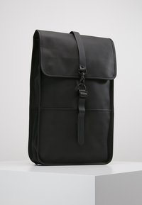 Rains - BACKPACK - Reppu - black - 0