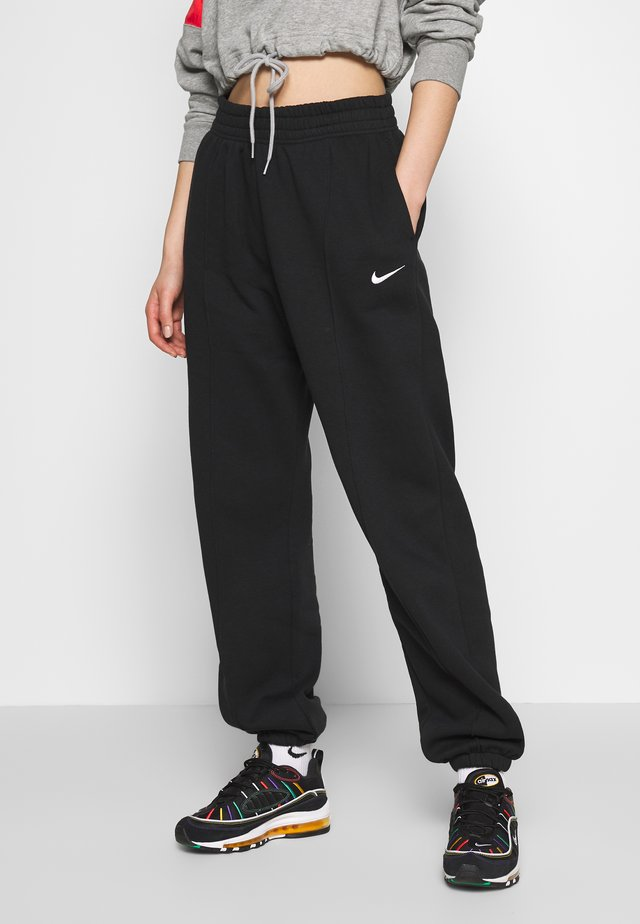 PANT TREND - Jogginghose - black/white