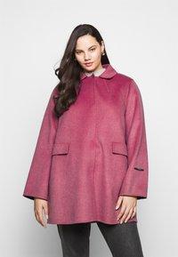 Persona by Marina Rinaldi - NATURA - Classic coat - lilac - 0