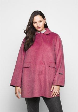 NATURA - Classic coat - lilac